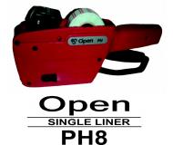 HL1- OPEN 1 Liner / PH8