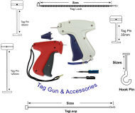 Tag Gun & Accessories